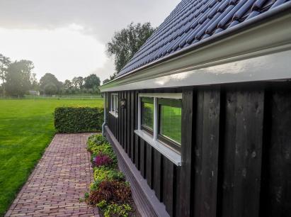 Kozijnen op maat gemaakt (Siddeburen / Groningen)